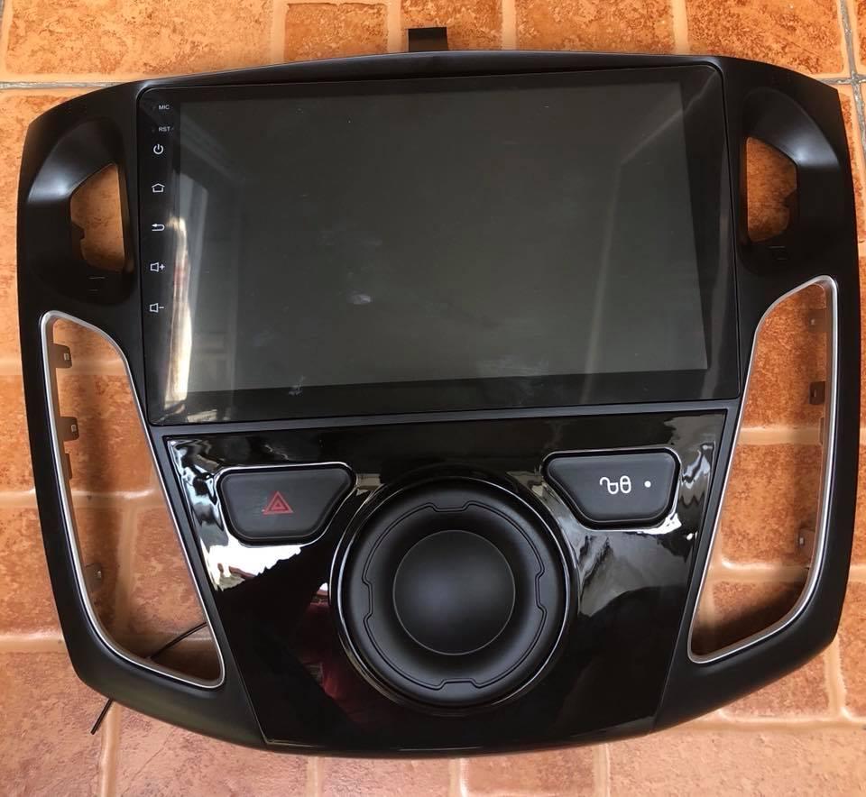 Hình ảnh DVD Android chạy Sim4G theo xe Ford Focus 2018