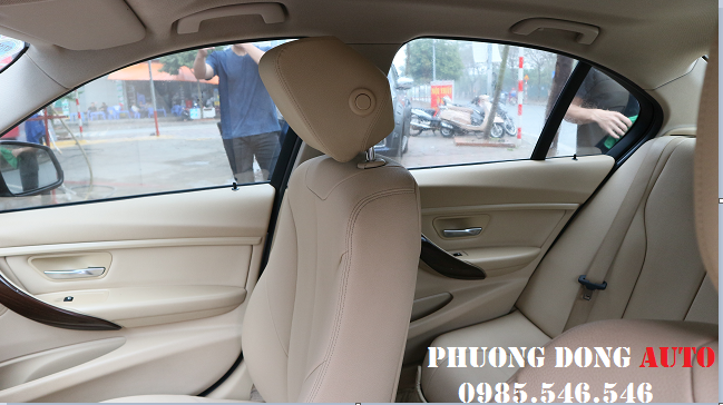 Dán kính cách nhiệt classis Mercedes C250