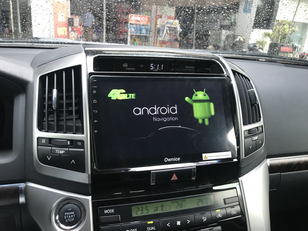 DVD Android 4G theo xe toyota CAMRY   100 Cao Cấp