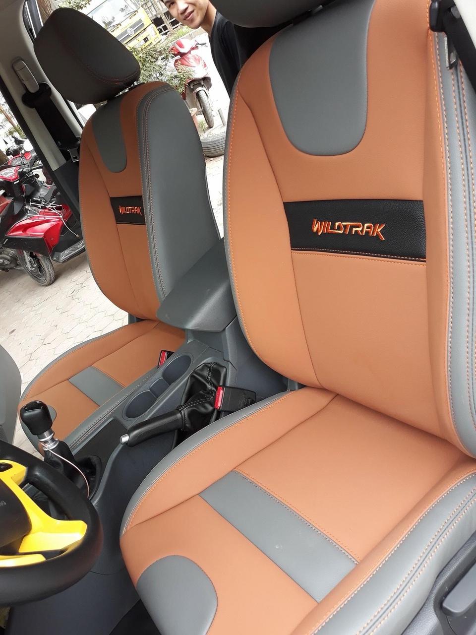 Các mẫu bọc ghế da ô tô PHỔ BIẾN cực đẹp