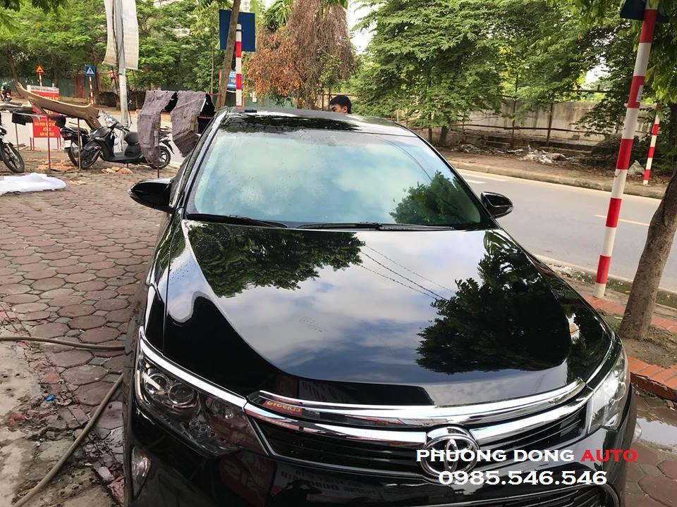 Dán phim chống nóng TOYOTA CAMRY 2018  100 Chính Hãng
