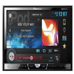 DVD PIONER AVH-X1550DVD