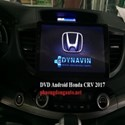 DVD Android theo xe HONDA CRV 2017/ DVD theo xe Android tốt nhất hiện nay