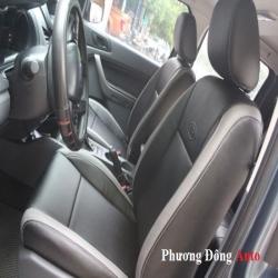 Bọc ghế da ô tô | Bọc ghế da CN loại 1 Thái Lan cho FORD RANGER