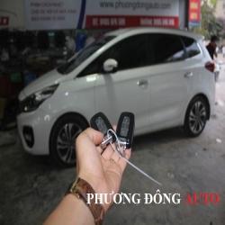 Lắp Smart key theo xe KIA chuyên nghiệp