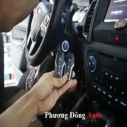 Start Stop - Smart Key theo xe cho FORD RANGER