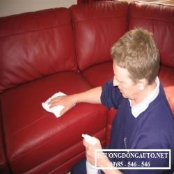 Dịch vụ giặt ghế sofa da rẻ nhất hà nội