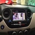 Lắp DVD Android theo xe HYUNDAI I10 | Đại lý DVD Android