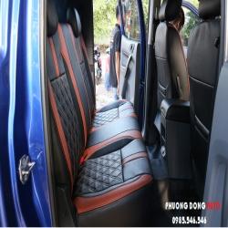 Các mẫu ghế da cao cấp cho xe 4 chỗ - Da thật công nghiệp