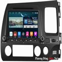 Màn hình DVD Android theo xe Honda Civic | km camera hồng ngoại