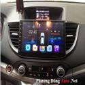 DVD Android FuJiTSu theo xe Honda CRV 2016 + Camera hồng ngoại đi ban đêm